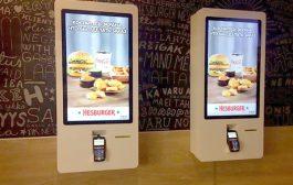 Группа компаний ККС установила киоски самообслуживания в рестораны Hesburger