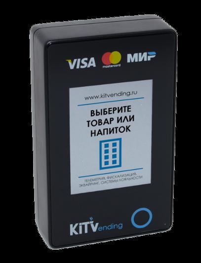 Бесконтактный терминал для торговых автоматов