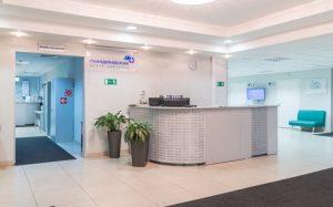 Digital Signage система «IS-Media» от ККС в Скандинавском центре здоровья в Москве
