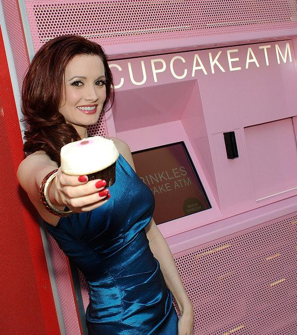 Торговый автомат по продаже кексов