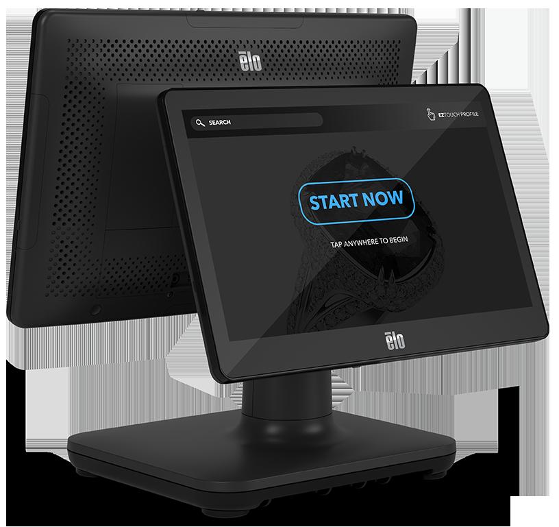 Моноблок EloPOS с дисплеем покупателя
