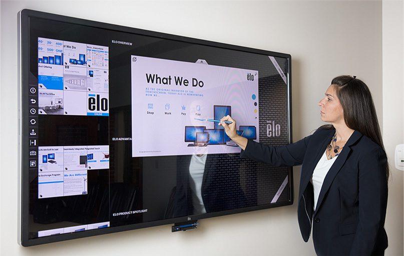 Объем рынка интерактивных дисплеев к 2026 году составит $29,19 млрд.