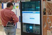 Интерактивные комплексы СИГМАПРО добрались до Сибири