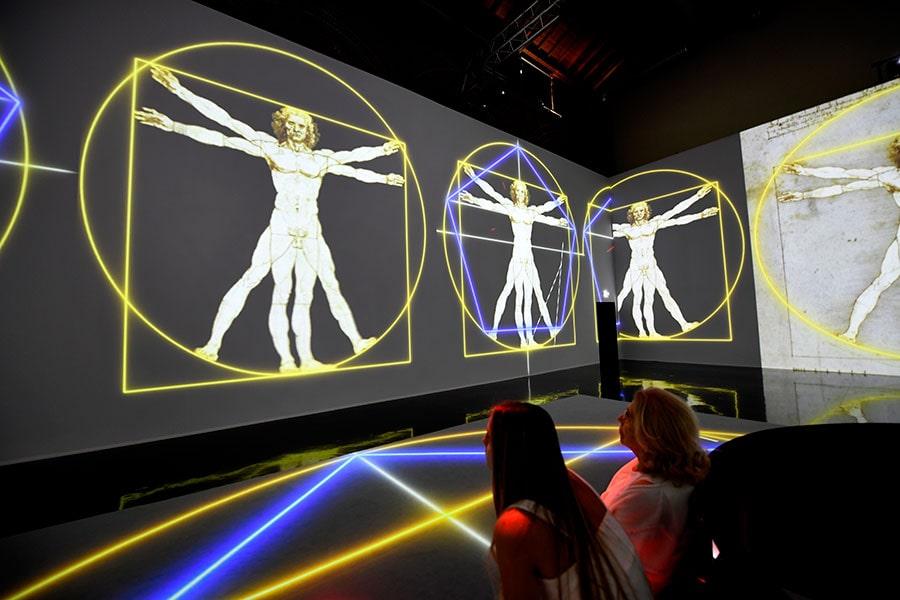 Интерактивное оборудование для проведения мероприятий