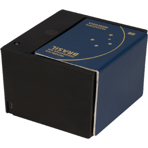 Сканер документов и система распознавания «IS-Passport» от «ККС»