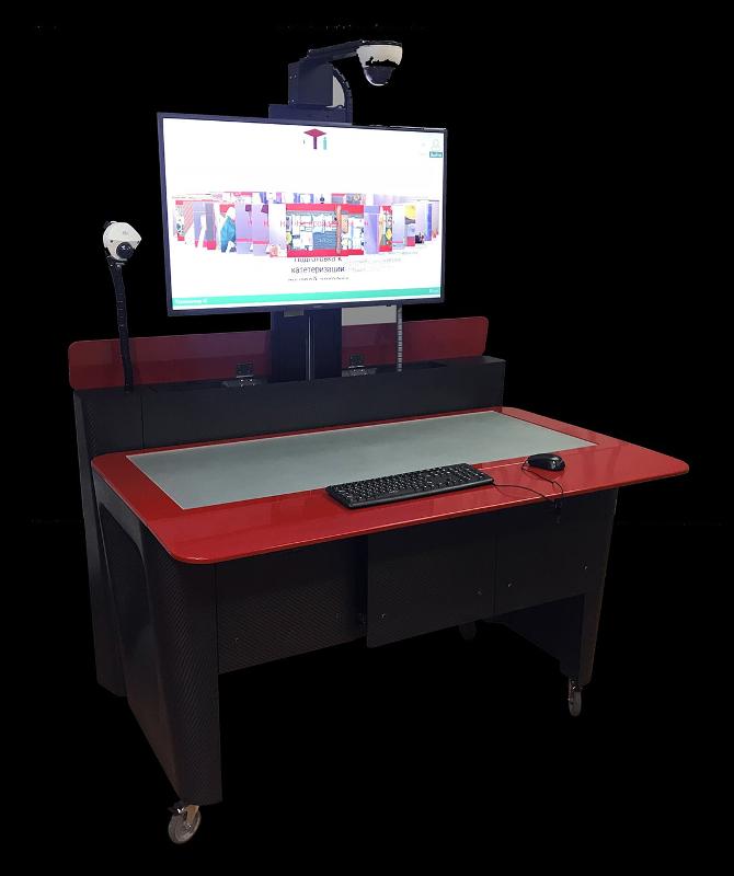 Медицинский тренажер-симулятор из карбона для «Синтомед»