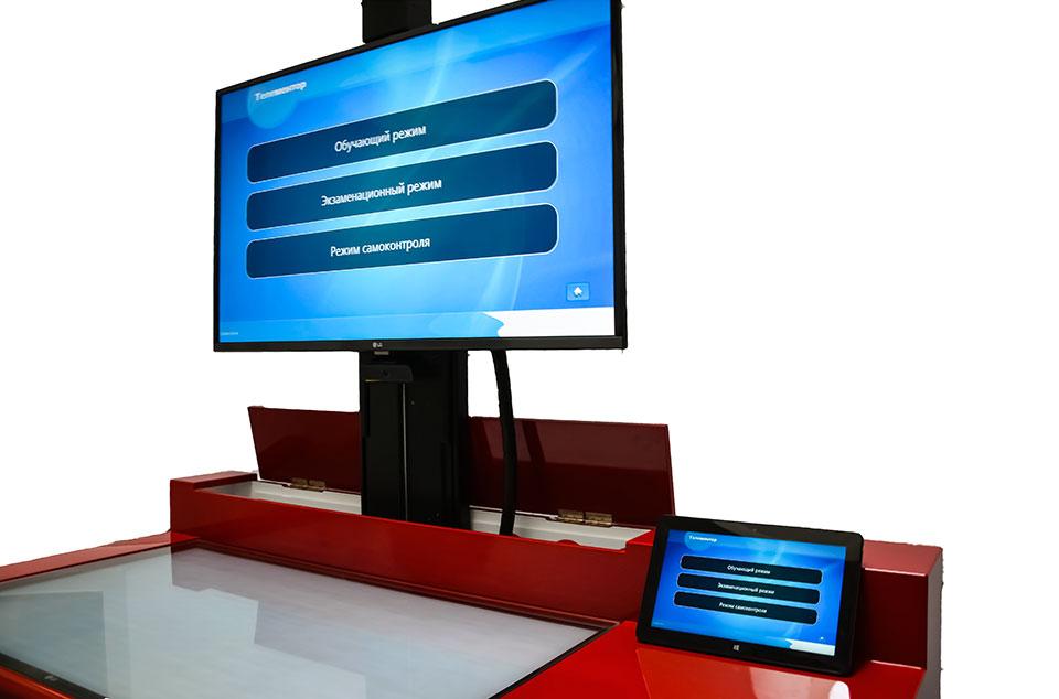 Интерактивная система контроля качества выполнения медицинских манипуляций «ТьюторМЭН»