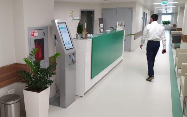 Электронные кассиры установлены в подмосковной частной клинике «Ильинская больница»