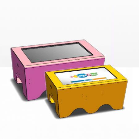 Детский интерактивный стол «LR Kids»