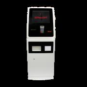 Платежный терминал с выдачей сдачи