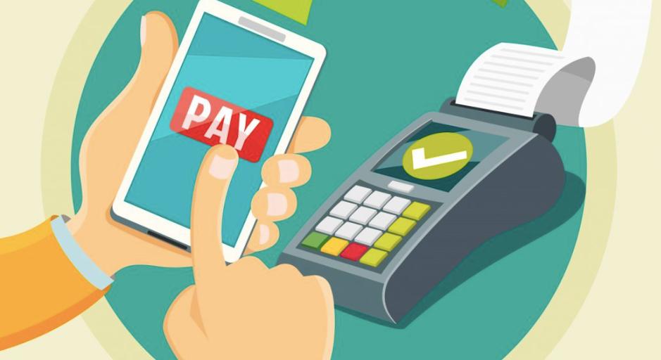 Бесконтактные платежи и другой мерчант-сервис известного бренда