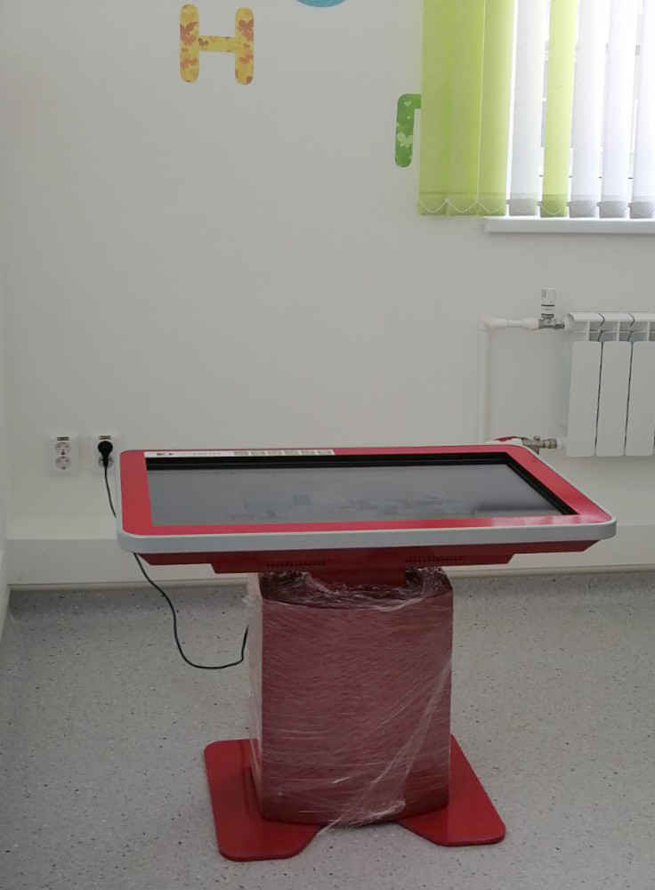 Интерактивный стол для детей